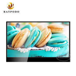Raypodo 15,6 Zoll FHD tragbaren Touch-Monitor Dual-Screen-Laptop-Monitor für Laptop erweiterbar Bildschirm Gaming-Monitor