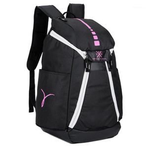 Sport étanche Formation Sacs de voyage Cartable de basket-ball Sac à dos Sacs de unisexes occasionnels grande capacité de basket-ball Backpacks1
