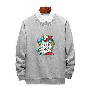 2020 Mens & Womens Hoodies with Chinese Dragon Print Women Sweater Men Casual Hoodie Pullover O-Neck Couple Clothing Size M--3XL Wholesale