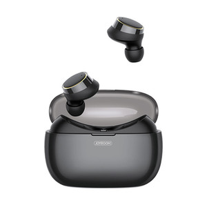 Joyroom t05 fones de ouvido bluetooth fone de ouvido bluetooth tws ipx5 fone de ouvido sem fio à prova d 'água para samsung s10 iphone xs max todo o smartphone