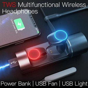 JAKCOM TWS Multifuncional Auriculares inalámbricos nuevo en los auriculares del teléfono móvil como mensajero de chat