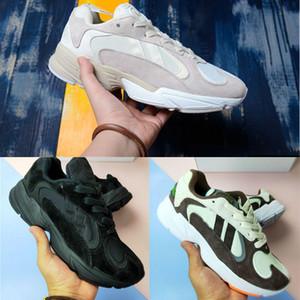 2019 neue Schuhe Dragon Ball Z x YUNG-1 OG Männer Frauen Laufschuhe Orange Kanye 700 West Laufschuhe Sportschuhe