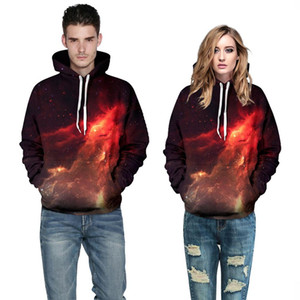 Hot Selling hoodie digital printing sweater with hood sweatershirts man woman pull high quality drop shipping