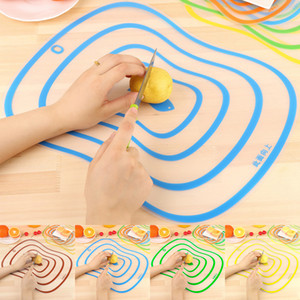 Cuisine Billots outil flexible coupe transparent Conseil cuisine PP Planches à découper Planche à découper Classification Hot