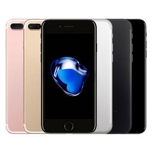 Rinnovato iPhone di Apple originale 7 Plus 5.5 pollici RAM impronte iOS A10 Quad Core 3GB 32/128 / 256GB ROM 12MP sbloccato 4G LTE del telefono DHL 1pcs