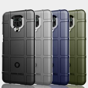 Caixa geométrica Resistente Ao Choque Para Xiaomi Redmi Nota 9S K30 Nota 8 Pro Note7 Mi 10 Pro Mi 9 CC9 A3