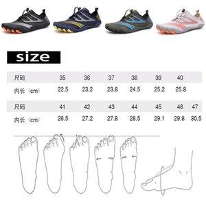 Loekeah Man Women Water Shoes Sport Wearproof Aqua Shoes Breathable Quick-dry Beach Sneakers Light Climbing Wearproof tasteless