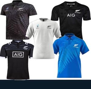 2019 2020 럭비 유니폼 최고 품질의 백년 주년 기념 에디션 럭비 저지 사이즈는 S-3XL을