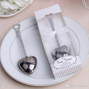 Heart Shape Tea Infuser Wedding Favors And Gifts Wedding Event Party Supplies Souvenirs Wedding Gifts For Guests