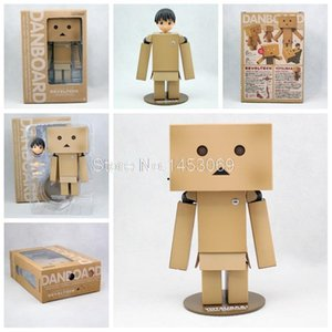 Lovely Danbo Doll PVC Action Figure Toy with LED light 13cm Collection Model OF092