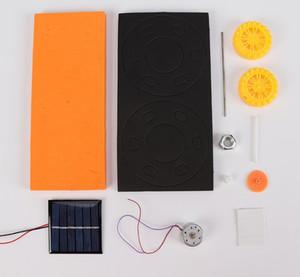 새로운 창조적 인 기술 소량 생산 작은 발명 태양 균형 자동차 주 학교 과학 수동 키트를 실험