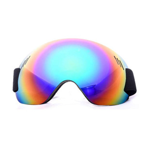 Robesbon UV400 Skiing Eyewear Ski Snowboard Glasses For Women Anti-fog Snow Ski Mountaineering Goggles Sphere Skiing Eyewear