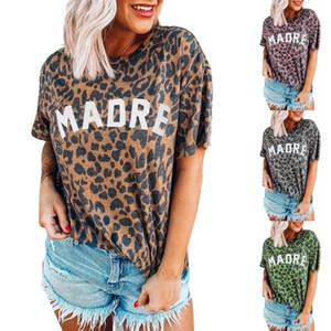 Casual Tshirts Yaz Kısa Sleeve Gevşek 4 Colorw Kısa Sleeve Açık Soğuk Omuz En Moda Giyim Tees ile Womens