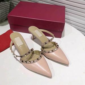 2020 Maguidern женщины тапочки сандалии каблуки клинья Peep toe элегантные женские сандалии дамы мулы летняя обувь size34-41