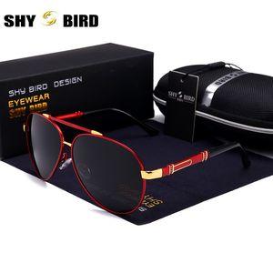 남성 빈티지 알루미늄 편광 선글라스 ClassicSun는 코팅 렌즈 운전 차양 남성용 / 워메 안경
