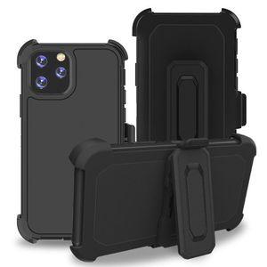 Rugged Hard Stoß- Shell Hülle fürs iPhone 11 Pro Max 6S Plus 7 8 X XS Max XR Telefon-Schutz-Abdeckung Dreibettzimmer