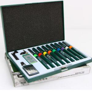 Herói Fiber Pen Set Técnico canetas de alta qualidade Projeto Arquitetônico Desenho Repetidos enchimento de tinta Pen Pintura suprimentos de desenho