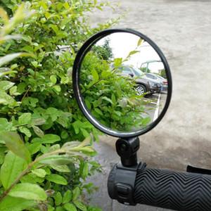 Universal Bike Bicicleta Ciclismo MTB Espelho Guiador Grande Angular Vista Traseira Rearview Bike Acessórios