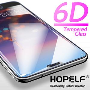 6D vidro temperado para Huawei Pro protetor de tela em P20 Lite proteção de vidro para o companheiro 20 10 Lite vidro inteligente P 2019