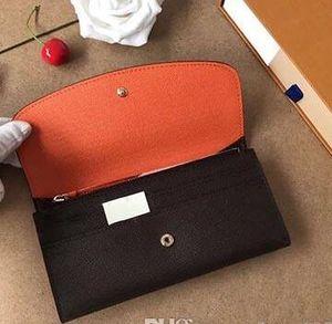 2019 design clássico europeu homens e mulheres carteira longa boa qualidade saco de embreagem como um gift88