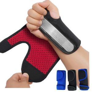 Поддержка на запястье Регулируемый браслет бокс Boace Arthritis Prinain Карпальный туннель Sprint Wrap Protector поддержка # 0410