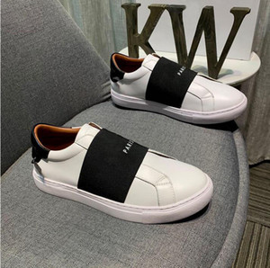 Men Women Sneaker Casual Shoes Low Top Italy Stripes Shoe Walking Sports Trainers Band Chaussures Pour Hommes
