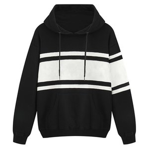 19FW Famous stylist Hoodie Sweatshirts Fashion Print High Quality Men Women Hoodies Couples Hoodies Long Sleeve Black Size M-2XL