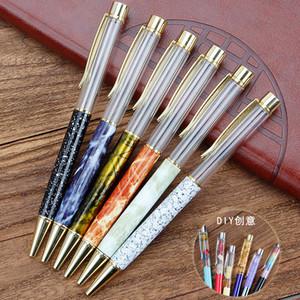 Toptan Diy Do It Yourself Metal Kalem Japonya-Güney Kore Yaratıcı DIY El Yapımı Kristal Hediye Kalem Japon Sıcak Satış