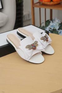 Papyon kadın moda deri yaz terlik ayakkabı beyaz siyah kırmızı charm tasarım bayanlar rahat slaytlar ayakkabı gladyatör plaj sandalet terlik