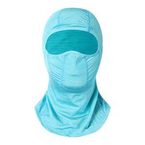 New Ice Seta Sunscreen mascherina mascherine unisex di estate in bicicletta multifunzionale Outdoor Sports prova della polvere antivento sciarpa capa sudore del tovagliolo