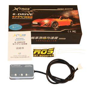 TROS 부스터 II 유력한 6 드라이브 자동차 전자 스로틀 컨트롤러 TS-800L 케이스 닛산 무라노 TEANA QASHQAI X-흔적에 대한 2008+