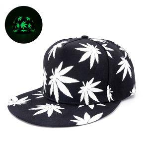 New Fashion Fluorescence Baseball Cap Women Men Snapback Caps Luminous Gorras Sport Casquette Hip Hop Cap Hat Drop Shipping