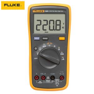 FLUKE 15B+ Ohm Auto Manual Range Digital Multimeter Meter Capacitance Resistance Factory Direct Sales