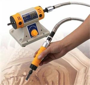 O formão 220V que cinzela ferramentas com madeira do eixo cinzela a máquina