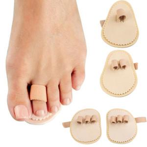 Ferramentas 1Pc Toe Separator Pés Cuidados de hálux valgo ortopédico Pads Martelo Toe Straightener Corrector postura Foot Pain Relief Nova