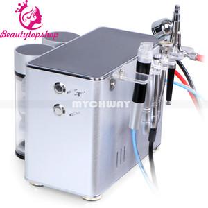 3 in1 Professionelle Hydro diamant Dermabrasion maschine Haut Gesicht Sauerstoff Wasser Spa Beauty Equipment