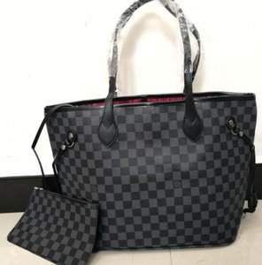 A4 2020 femmes de fleurs en cuir d'origine luxurys designers sacs composites dame épaule embrayage sac fourre-tout femme avec porte-monnaie