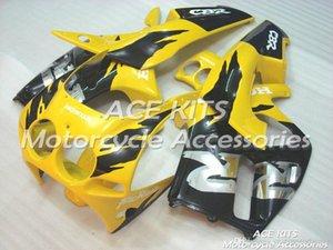 Louco no.1 Novas Carimbos de Injeção ABS conjunto Para HONDA CBR250 MC19 1988 1989 CBR250 MC19 1988 1989 Todos os tipos de cor NO.M839
