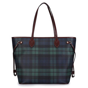 Viejo zapatero 2020 de la moda de alta calidad bolso de las mujeres de la lona con recubrimiento cosmético del bolso Solo bolso de hombro AR1169-1280 madre bolsas de envío gratuitos