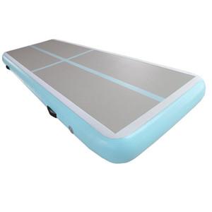 Jimnastik 4x1x0.2m Airtrack Tumbling Ev Set Hava Parça Mat Pompa Ücretsiz Kargo ile Hava Işın Yoga Mat Eğik