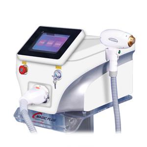 Taşınabilir 755nm 808nm 1064nm Diyot Lazer Epilasyon Makinesi 3 Dalgaboyu 10 Bar diyot lazer Cilt Bakımı Yüz Vücut Epilasyon Lazer Makinesi