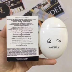 2019 새로운 C 메이크업 핸드 크림 로션 LA 크림의 주요 Veloute Adoucit Eclaircit 부드러운 부드럽게 손 크림 스킨 케어 50ML을 밝게