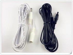 50 Cord X 4m Dc Extensão Cabo de Alimentação 2 0,1 milímetros / 5 0,5 milímetros Masculino Feminino Cctv Printer Extender frete grátis por Fedex