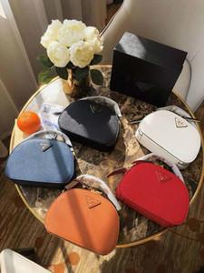 Le nuove borse a secchiello da donna indossate a spalla in vera pelle Borsa da donna Fashion Mini Designer Tote Borsa da viaggio a forma di croce a grana incrociata