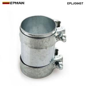 """EPMAN- Nuevo conector de tubo de escape de 2.5 """"Joiner 304 SS Abrazadera Conector 64 mm EPLJG64ST"""
