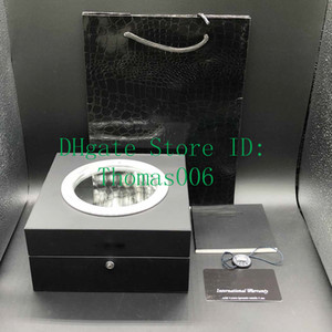 Cajas de reloj caja negra Relojes cajas caja de reloj transparente H original para LSL9013 La oferta de la caja de alta calidad