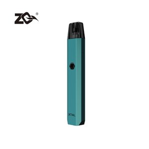 Newest ZQ Xtal Kit with built-in battery 520mah 1.8ml empty Vape Pods Ni-chrome 1.2ohm Coil 2020