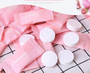 200pcs lot Mini Portable Face Care Cotton Compressed Coin Towel For Outdoor Travel Supplies High Quality Towel