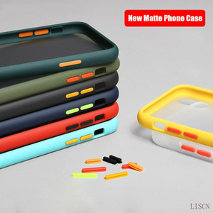 PC Matte Phone Case Pour Xiaomi mi 9T 9 Lite Note 10 Pro A3 CC9 CC9E 7A Pour redmi Remarque Coque 9 8 7 6 Pro 8 K20 8T K30 Funda Couverture