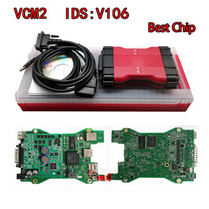 Full Chip VCM II 2in1 Interface for Ford-Mazda VCM2 Diagnostic Programming Tool VCMII OBDII Scanner VCM 2 IDS V106